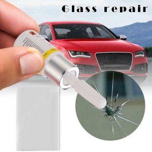 Window Fix Tool Glass Repairing Car Windscreen  Resin Kit Liquid Auto
